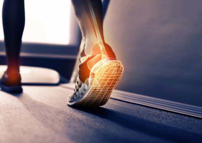 zapobieganie deformacji stóp